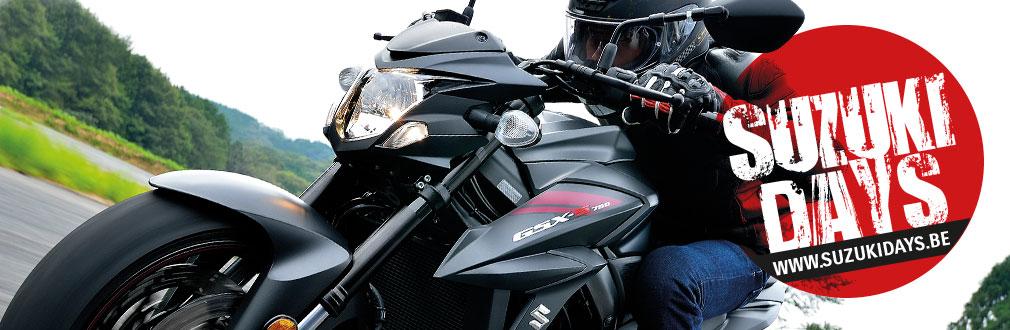 Suzuki Testdays