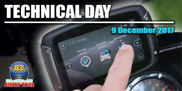 Technical day! 9December '17
