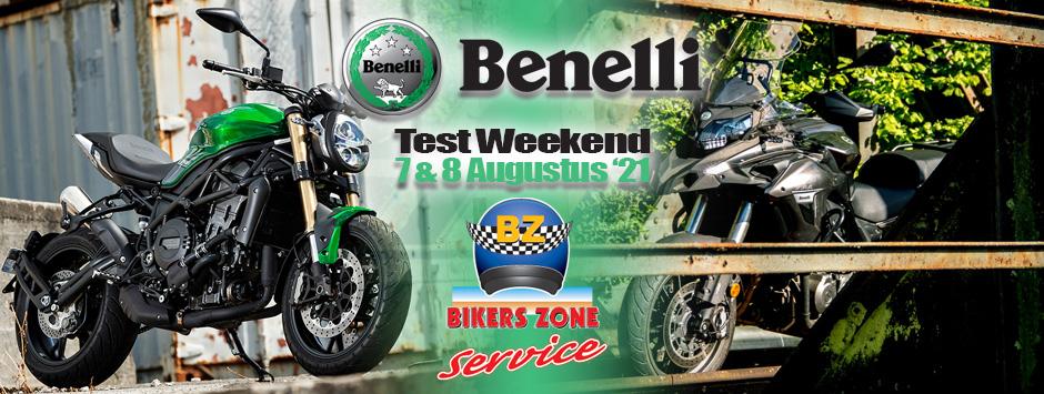 Benelli Test Days